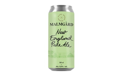 Malmgård New England pale ale 5,5% 0,5l