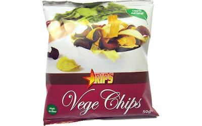 RIPS Vege Chips 50g