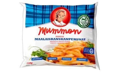 Mummon aidot rapeat maalaisranskanperunat 750 g pakaste