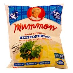 Mummon 400g aidot hetivalmiit keittoperunat pakaste