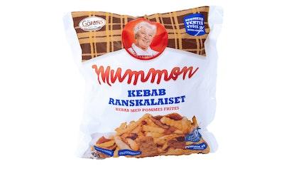 Mummon kebabranskalaiset 450 g pakaste