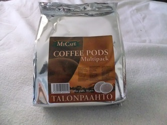 MyCafé Talonpaahto kavipodit 16 kpl