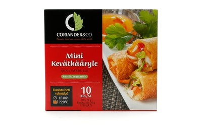 Coriander&Co Mini kevätkääryle 230g