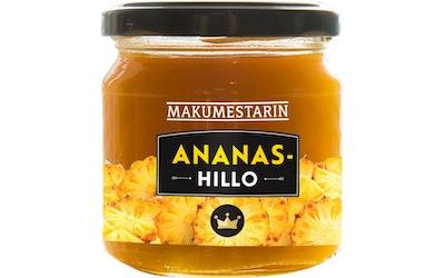 Makumestarin ananashillo 190g