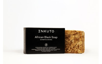 Inkuto afrikkalainen musta saippua 125g