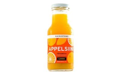 Raikastamo Luomu Appelsiinitäysmehu 250ml
