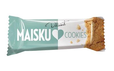 Deliciest Maisku rahkavälipalapatukka cookies 38g