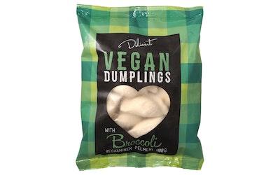Delicest dumplings broccoli 400g