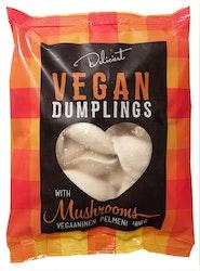 Delicest dumplings mushrooms 400g