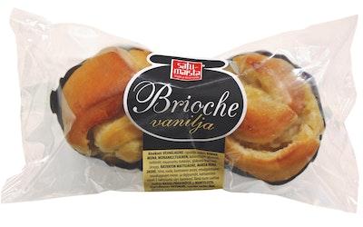 Satumaista brioche vanilja 140g