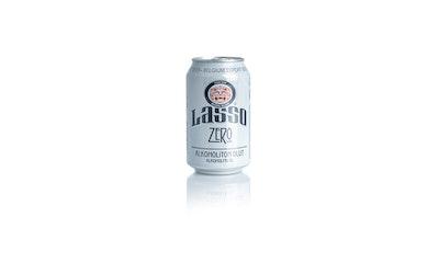 Lasso Zero olut 0,0% 0,33l