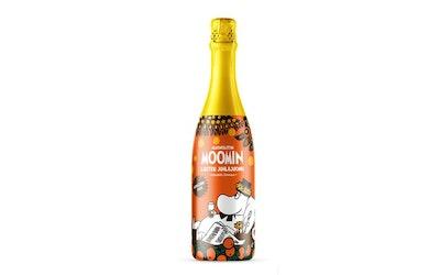 Moomin appelsiini-kola 0,75l