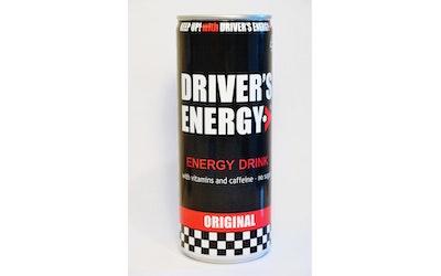 Drivers Energy Drink Sugarfree 0,25l