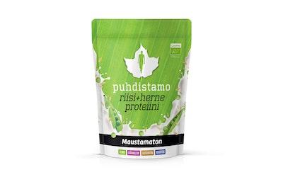 Puhdistamo Riisi + herne-proteiini 600g luomu