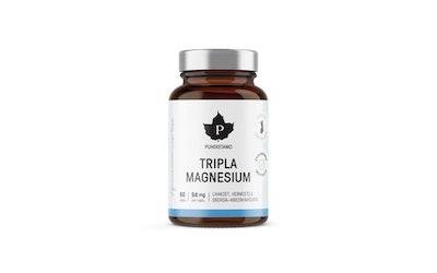 Puhdistamo Tripla Magnesium 60kaps/23,4g