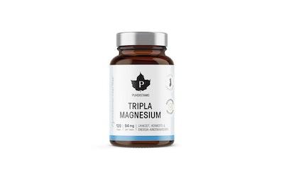 Puhdistamo Tripla magnesium 120kaps/62,2g