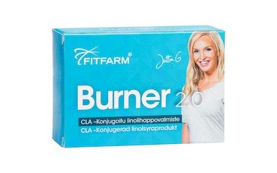 FitFarm Burner ravintolisä laihdutusvalmiste 90kaps