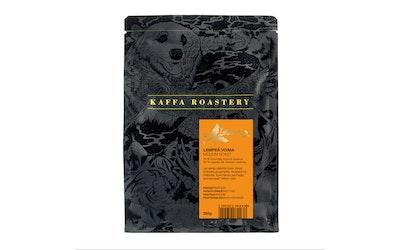 Kaffa Roastery kahvi 250g lempeä voima suodatinjauhatus