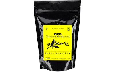 Kaffa Roastery kahvi 200g Monsoon Malaba