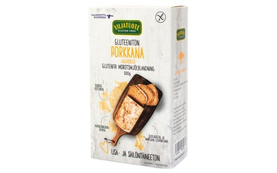Viljatuote Gluteeniton porkkanajauhoseos  500g