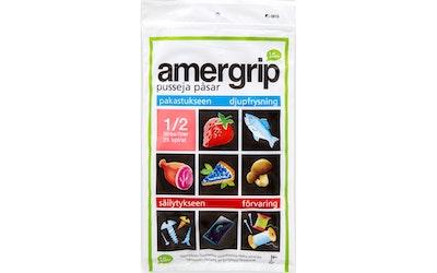 Amergrip pussi 0,5L 25kpl