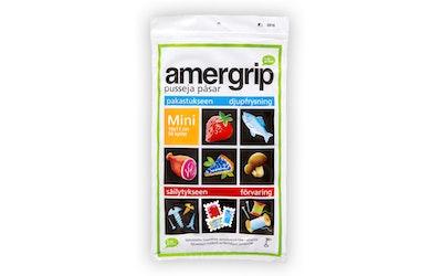 Amergrip mini-pussi 50kpl 10x11cm
