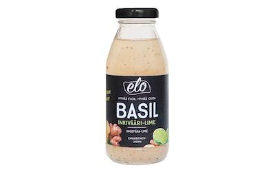 Elo Basil Inkivääri-Lime 0,25l