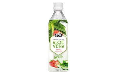 Elo Aloe Vera mansikka 0,5l