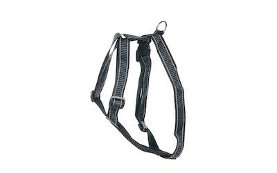 Groovy koiran y-valjas XS musta