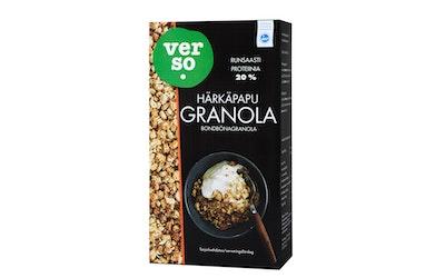Verso härkäpapu granola 350g natural