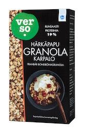 Verso härkäpapu granola 350g karpalo