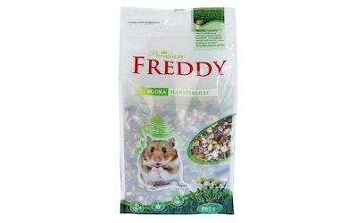 Freddy ruoka hamstereille 800g