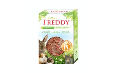 Freddy nature jyrs herk 40g porkkanapala