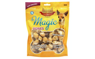 Hau Hau Champion Magic Bones solmuluu mini 21kpl 357g