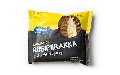 HoviRuoka gluteeniton riisipiirakka 260g/4kpl