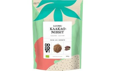 CocoVi kaakaonibsit 250 g luomu