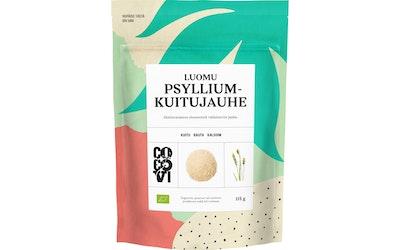 Cocovi Psylliumkuitujauhe 115g luomu