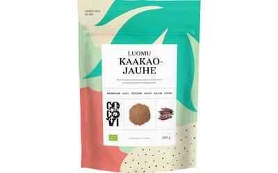 Cocovi kaakaojauhe 200g