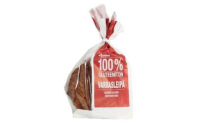 Hannun varrasleipä 130g gluteeniton