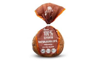 Hannun hapanleipä täysjyvä 170g gluteeniton