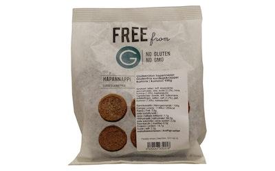 Free from G hapannappi 150g kumina glute