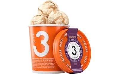 3 Kaverin jäätelö 0,5L korvapuusti laktoositon
