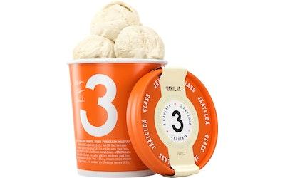 3 Kaverin Vaniljajäätelö 500 ml laktoositon
