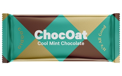 ChocOat 25g Cool Mint luomusuklaa