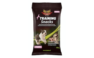 Hau-Hau Champion Training snacks koulutusnamit pennuille 150g