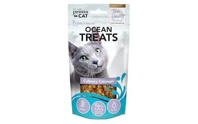 Deluxe PrimaCat Ocean Treats Culinary calamari 20g