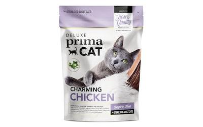 Deluxe PrimaCat täysravinto steriloiduille aikuisille kissoille 1,4 kg kana