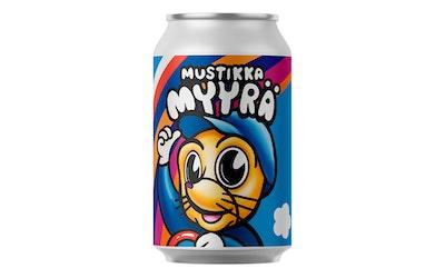 Pyynikin Myyrä Mustikkalimu limonadi 0,33l