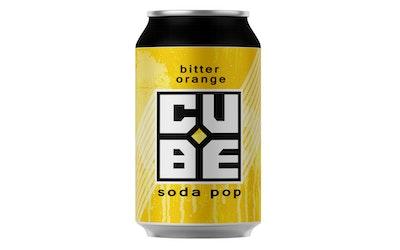 Pyynikin Cube bitter orange soda pop 0,33l