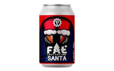 Pyynikin Fat Santa ale 4,0% 0,33l